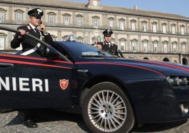"""ROMA – CARABINIERI METTONO FINE AI RAID DELLA """"BANDA DEL TOMBINO"""""""