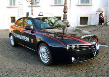 Carabinieri CIAMPINO