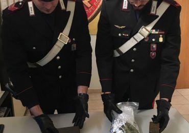 Frascati Grottaferrata Marino Spaccio droga carabinieri