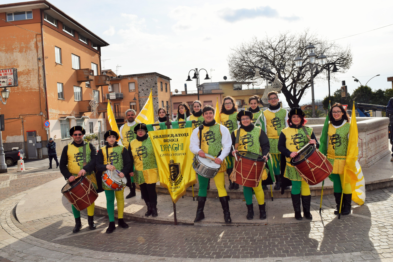 Grande festa a Lariano in occasione di Sant'Antonio Abate