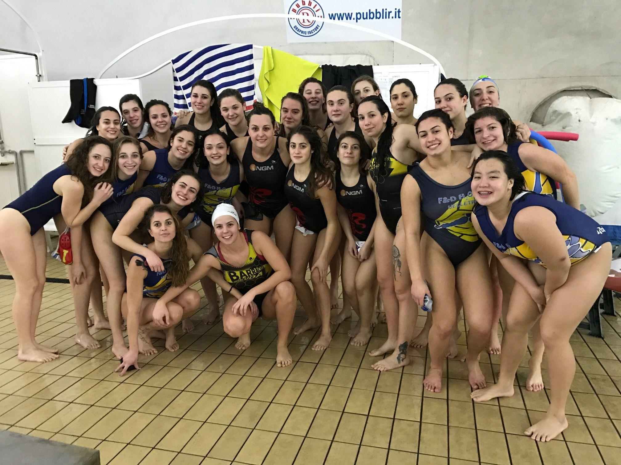 Sport - F&D Pallanuoto le ultime notizie dalla Serie A2 Femminile