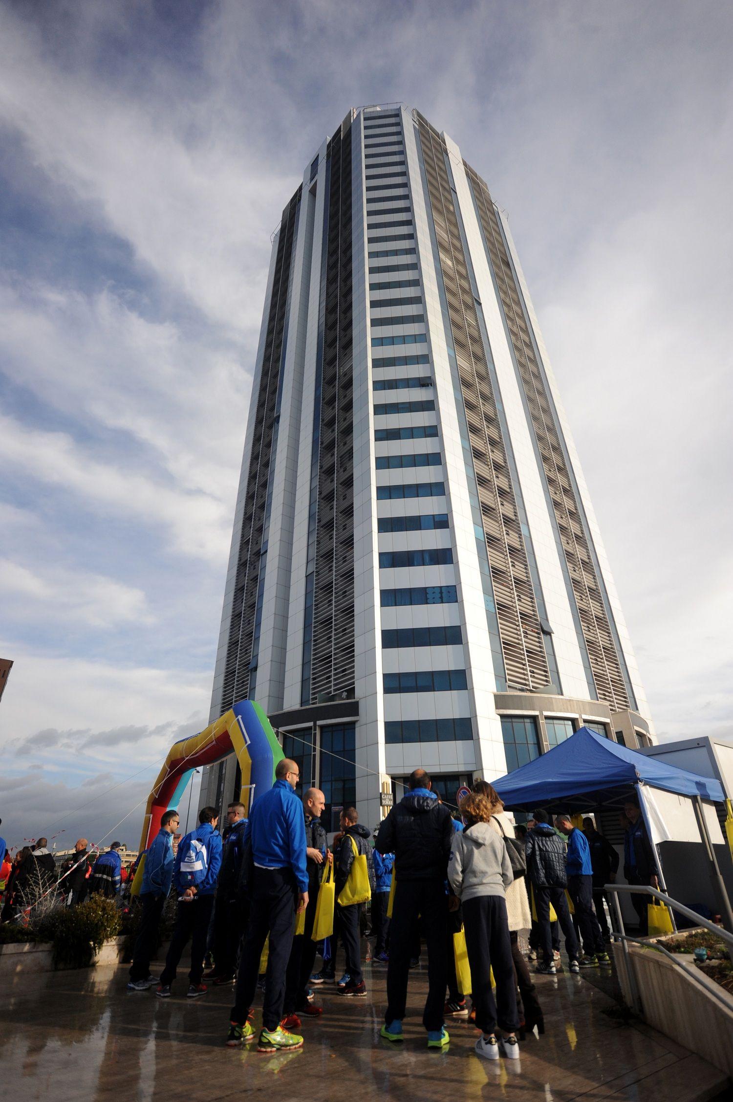 Sport - Latina Vertical Sprint, tutti di corsa in streaming sulla Torre Pontina