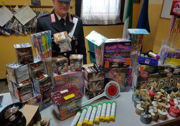 botti sequestro carabinieri provinciale roma