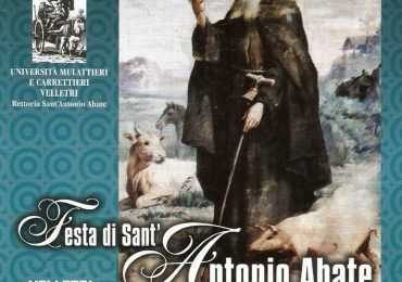festa sant'antonio abate e sagra della polenta e dei zampitti