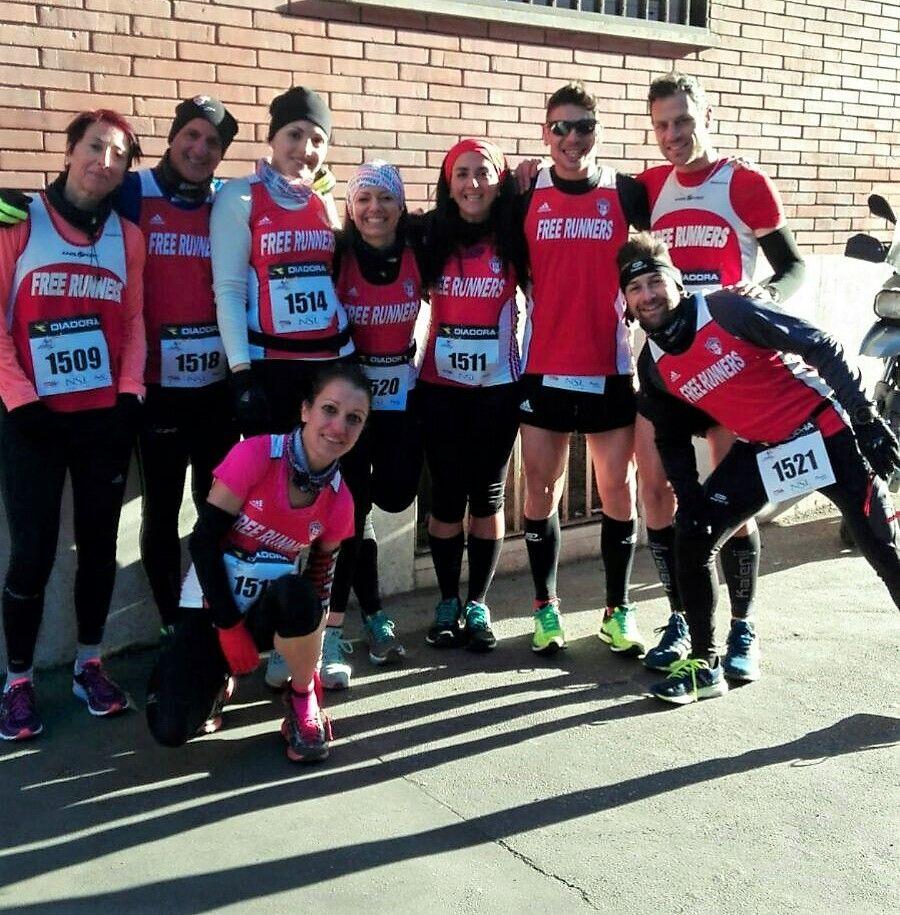 Iniziato un buon 2017 per la Free Runners