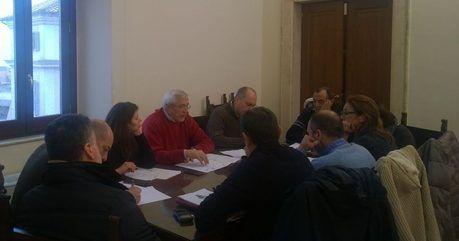 riunione gelo albano