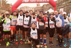 La Top Runners Castelli Romani alla Maratonina dei Tre Comuni