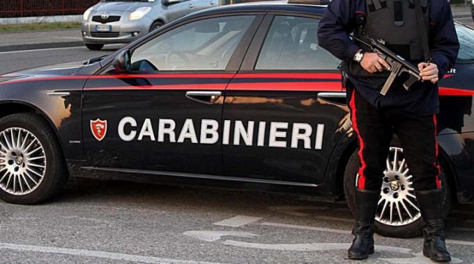 carabinieri roma bazar