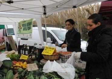 mercato contadino frascati