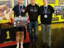 La Kick Boxing Albalonga di Albano continua a forgiare campioni