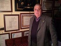 Domani al Comune di Rocca Priora l'intervista al recordman delle lauree Luciano Baietti