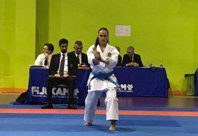Toukon Karate, Noemi Nicosanti Campionessa Regionale negli Assoluti