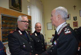 Il Comandante Generale dei Carabinieri Tullio del Sette si complimenta con i Carabinieri protagonisti di un conflitto a fuoco a San Cesareo