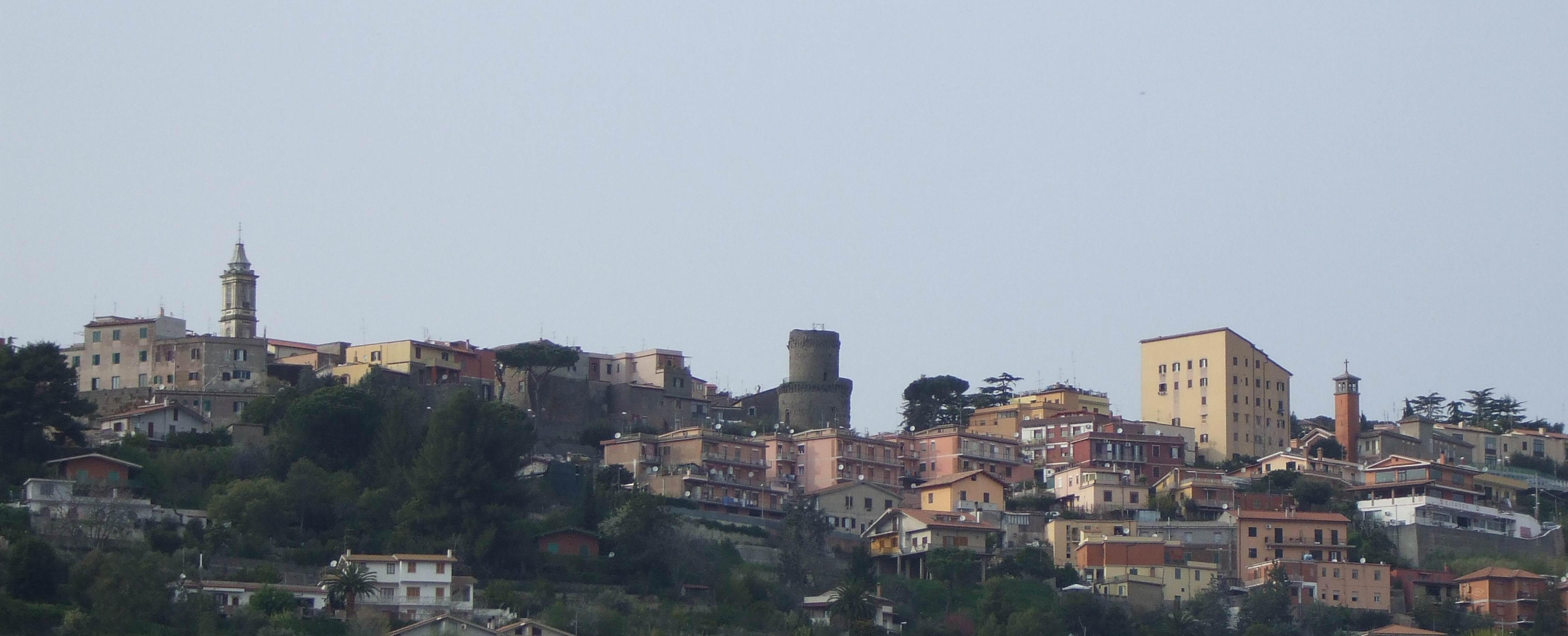 lanuvio castelli romani arte