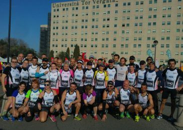 top runners castelli romani