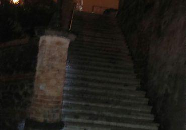 scalinata comune velletri