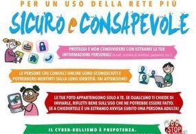 """Insidie del web: anche Albano Laziale ha festeggiato il """"Safer Internet Day"""""""