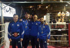 Boxe Latina, un trionfo per il team presieduto da Mirco Turrin