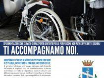 """""""Ti accompagniamo noi"""": al via a Genzano il servizio di trasporto per disabili"""