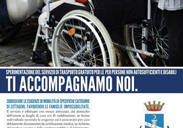 ti accompagniamo noi genzano disabili