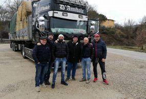RICEVIAMO E PUBBLICHIAMO – Una giornata di solidarietà in Abruzzo, i ringraziamenti del comitato Ara di Norma