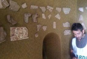 Recuperati ai Castelli oltre 250 reperti archeologici antichi; tre denunciati dalla Guardia di Finanza di Velletri