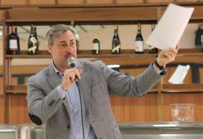 """A Velletri il candidato sindaco Giorgio Greci ha incontrato gli agricoltori: """"Farò tesoro dei vostri suggerimenti per il rilancio della città"""""""