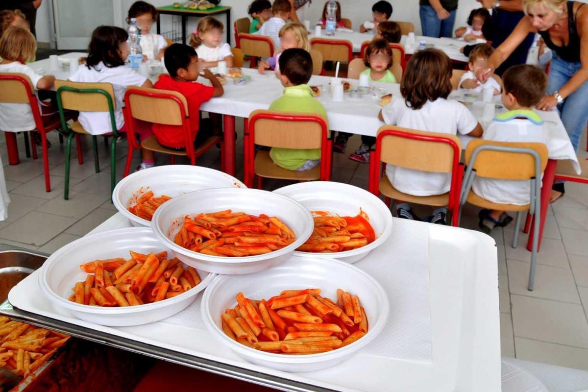 mensa scolastica rocca di papa
