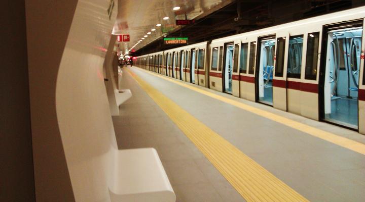 roma metropolitana furti borseggiatrici