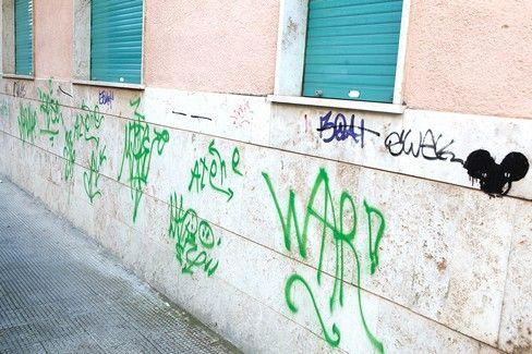 vandali grottaferrata