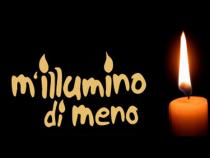 """Anche Albano aderisce a """"M'illumino di meno"""""""