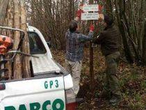 Attrezzato con segnaletica ufficiale il tratto di Via Francigena da Nemi a Velletri