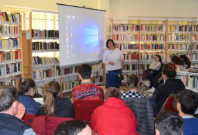 Interessanti incontri culturali alla biblioteca di Lariano per celebrare i cinquecento anni dell'Orlando Furioso