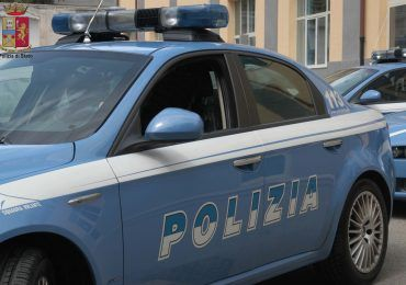 polizia incidente