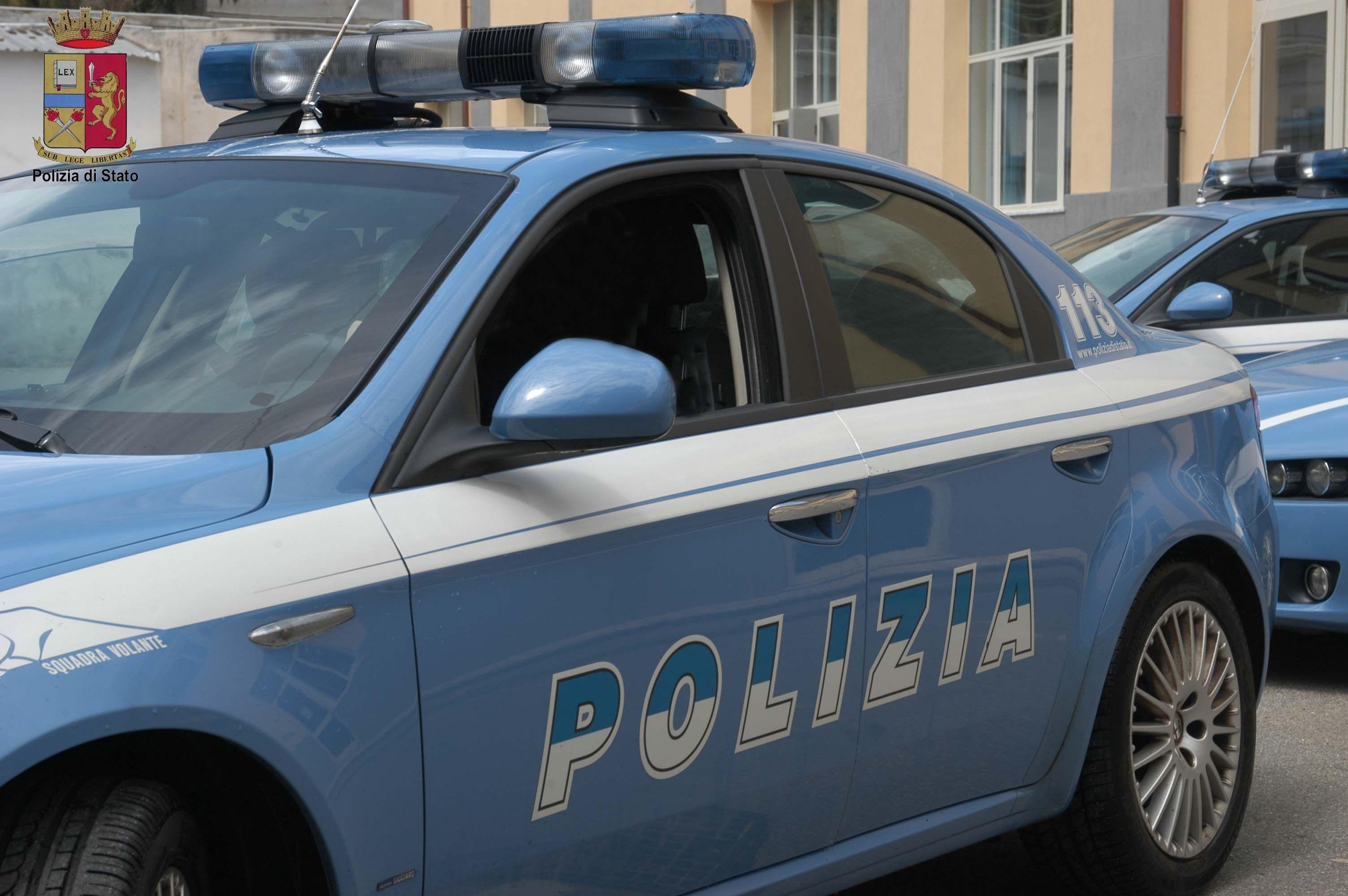 polizia velletri furto