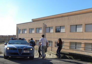 polizia al sandro pertini di genzano