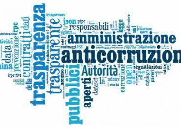 piano prevenzione corruzione triennale frascati