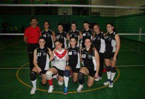 Rosavolley: vince la Seconda Divisione e in Serie D Cristina Di Biagio premiata come miglior giocatrice del match