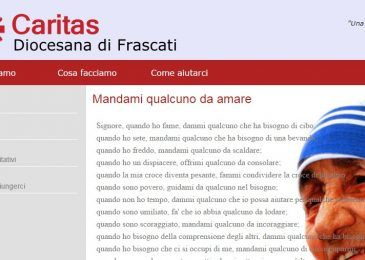 caritas diocesana frascati