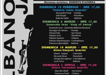 albano jazz 6 marzo