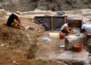archeologi rocca priora