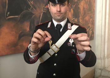 capitale boutiques ladri carabinieri