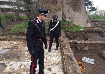 capannelle carabinieri reperti arresti