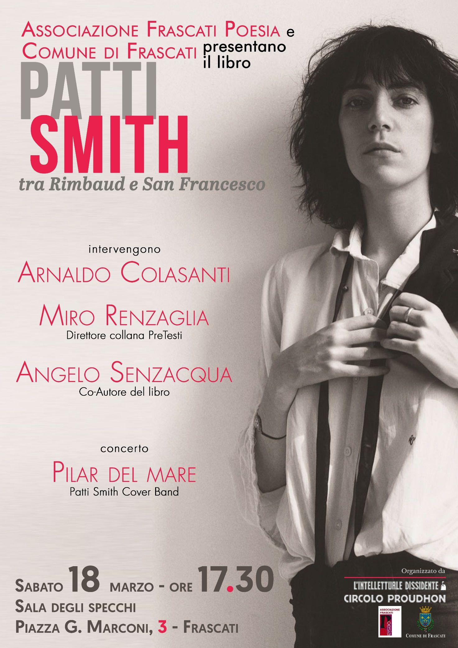 Patty smith frascati