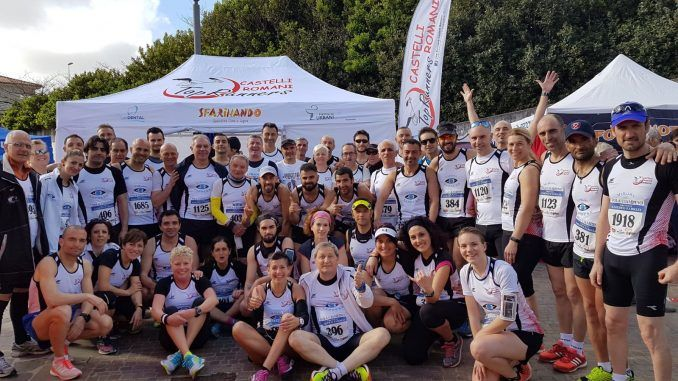vola ciampino top runners