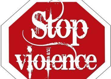no alla violenza corsi albano