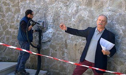 graffiti albano rimozione