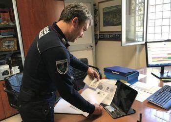 senegal polizia locale ciampino