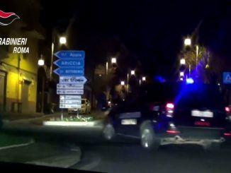 arresti carabinieri ariccia albano