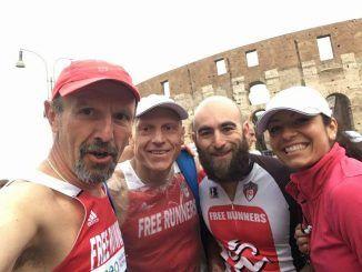 free runners velletri roma